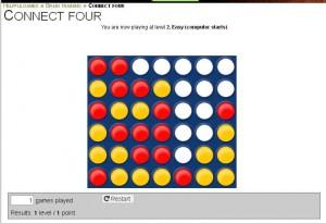 Screenshot four in a row