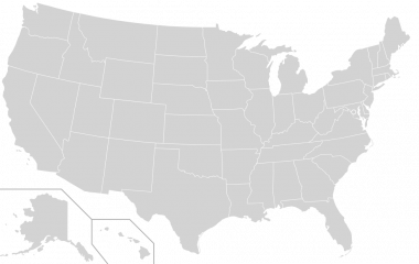 The game US states