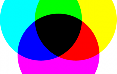 The game Color theory CMYK