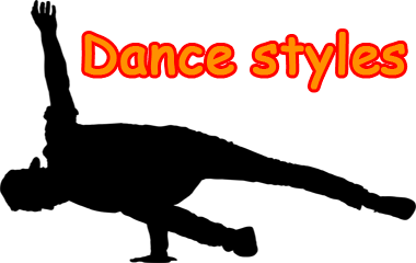 The game Dance styles