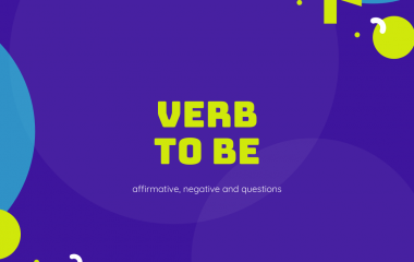 The game Verb 'to Be'