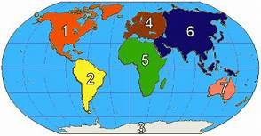 The game Do you know the Seven Continents?
