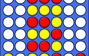 The game Connect 4