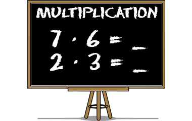 The game Multiplication